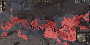 A Plague Rages in Crusader Kings II