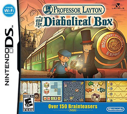 Diabolical Box Art