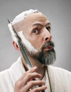 Writer of Words, Shaver of Heads - Neal Stephenson