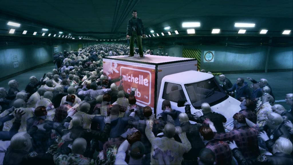 Los juegos de zombies