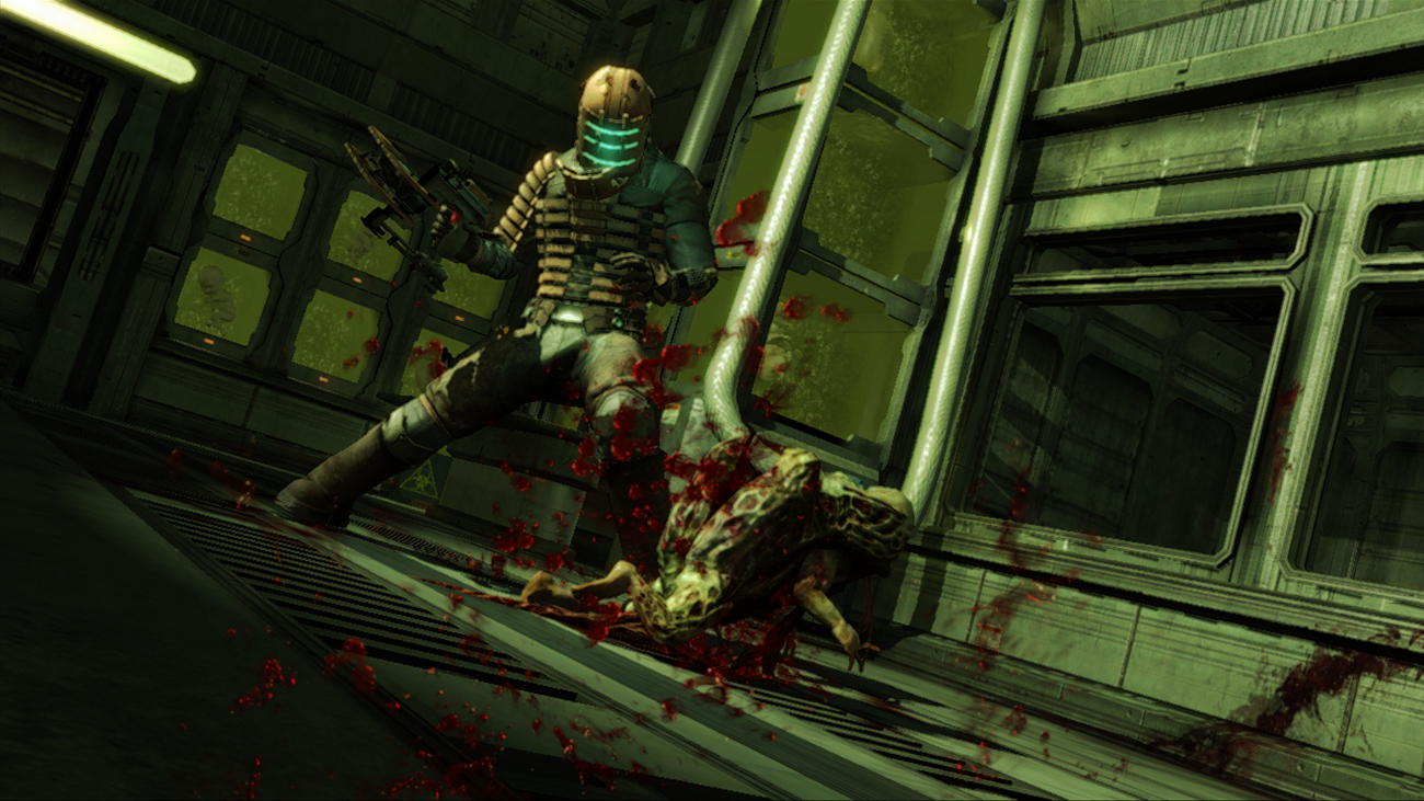 deadspace 3 Dear Konami, This Is What I Want In The Next Silent Hill