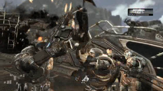 Gears of War 2 Game Pictures