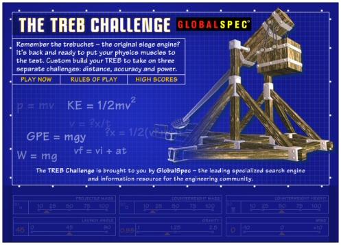 trebuchet challenge